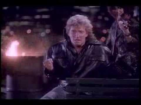 Rod Stewart » Rod Stewart - Downtown Train