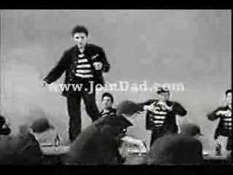 "Elvis Presley » Elvis Presley ""Jail House Rock"" video"