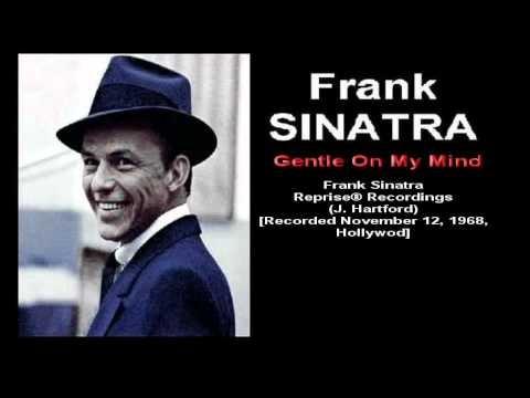 Frank Sinatra » Frank Sinatra - Gentle On My Mind (Reprise 68)