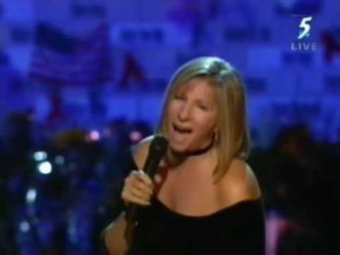Barbra Streisand » Barbra Streisand   You'll Never Walk Alone  .