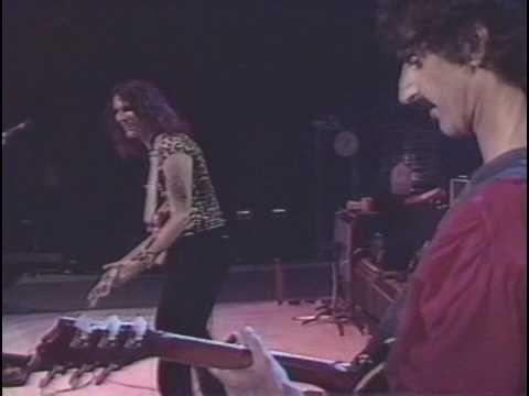 Frank Zappa » Stevie's Spanking ~ Frank Zappa w/Steve Vai