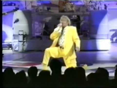 Rod Stewart » Rod Stewart - MOTOWN SONG -Lyrics - Live 1992
