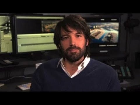 Bee Gees » Ben Affleck Jokes About His Bee Gees Hairstyle