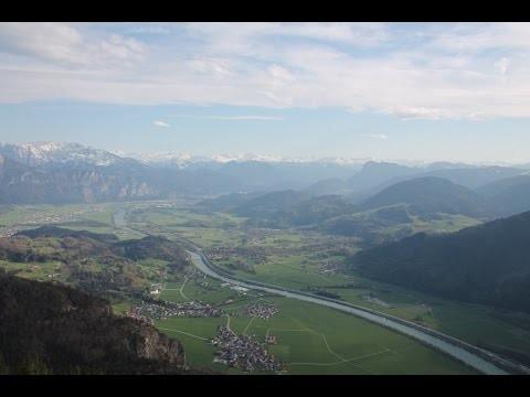 Wanderung auf's Kranzhorn