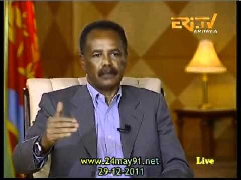 Eritrea - President Isaias Afewerki Interview 2011 - Part 3 of 4