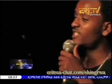 Eritrean Shingrwa Singer - Yohannes Habteab - 4th Round 2012