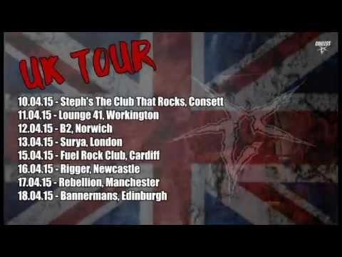 Confess UK Tour 2015
