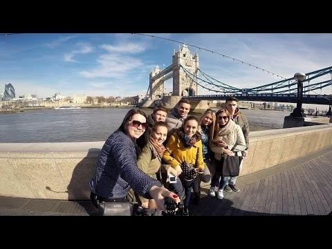GoPro HERO4: Trip to sunny London