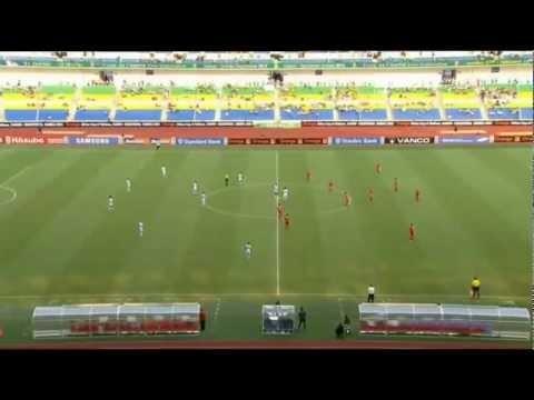 Africa Cup 2012 Youssef Msakni Goal Tunesia vs.Niger