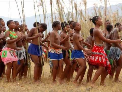 Alex Ohan; Swaziland Reed Dance -