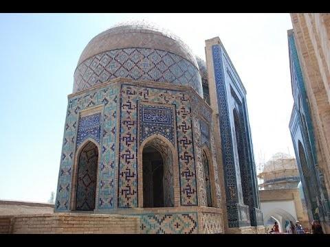 09 Uzb Samarkanda Shah i Zinde Inferior